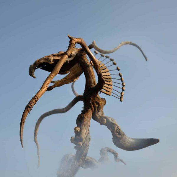 Dragon du Draguignan. €300,- Zie Verhalen